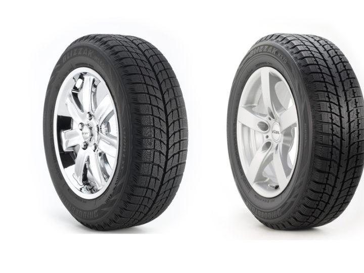 Bridgestone Blizzak WS60 vs WS70