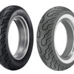 Dunlop D404 vs K555
