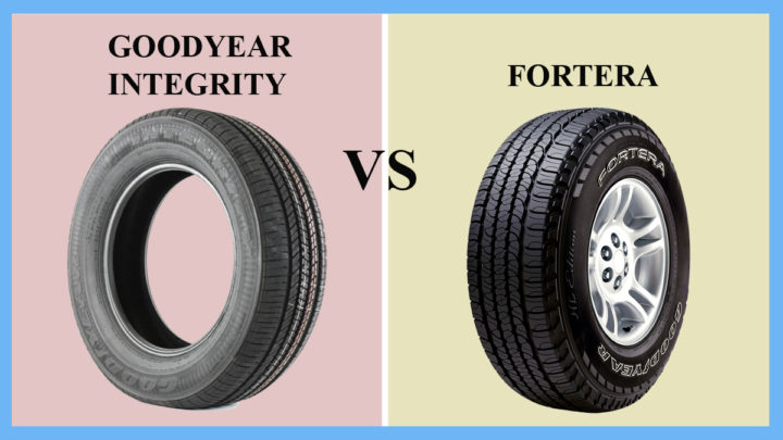 Goodyear Integrity vs Fortera