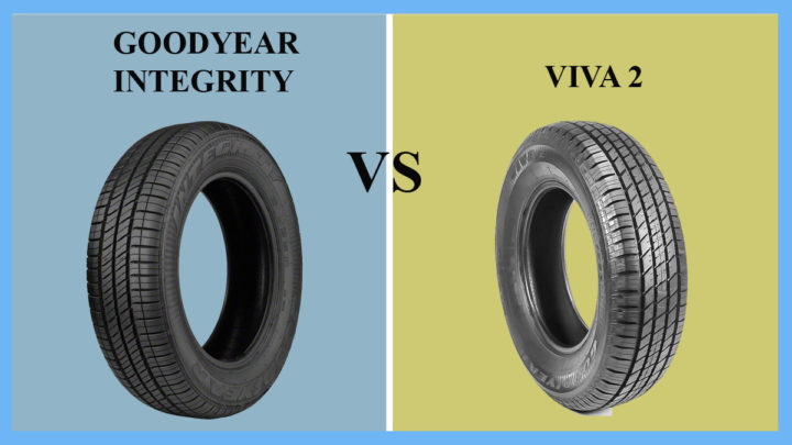 Goodyear Integrity vs Viva 2