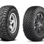 Goodyear Wrangler vs BF Goodrich