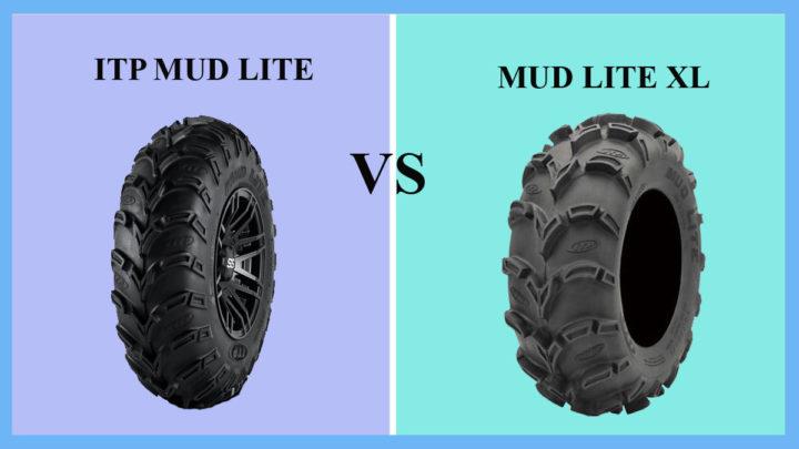 ITP Mud Lite vs Mud Lite XL
