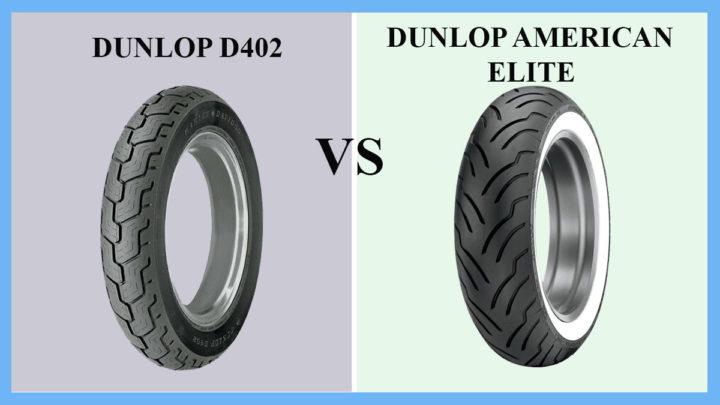 Dunlop D402 vs American Elite