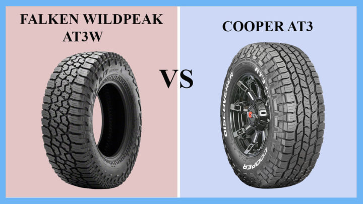 Falken Wildpeak AT3W vs Cooper AT3