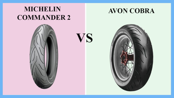 Michelin Commander 2 vs Avon Cobra