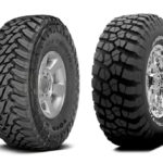 Toyo MT vs BFG KM2
