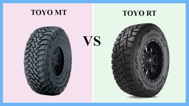 Toyo MT vs RT