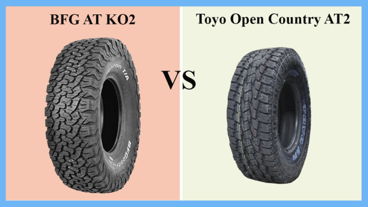 BFG AT KO2 vs Toyo Open Country AT2