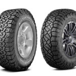 BF Goodrich KO2 vs Nitto Ridge Grappler