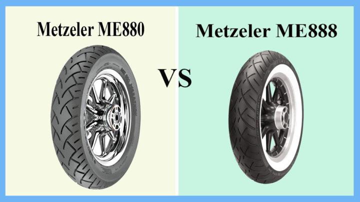Metzeler ME880 vs ME888