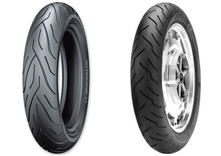 Michelin Commander 2 vs Dunlop