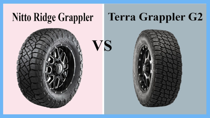 Nitto Ridge Grappler vs Terra Grappler G2