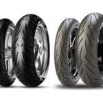 Pirelli Angel ST 160/60ZR vs GT 120/70ZR17