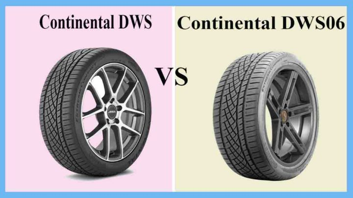 Continental DWS vs DWS06