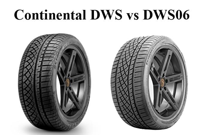 Continental DWS vs DWS06