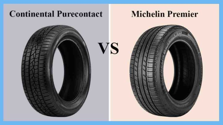 Continental Purecontact vs Michelin Premier