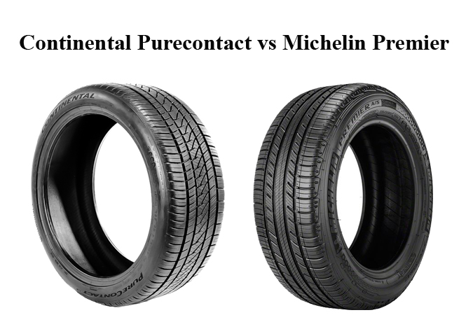 Continental Purecontact vs Michelin Premier
