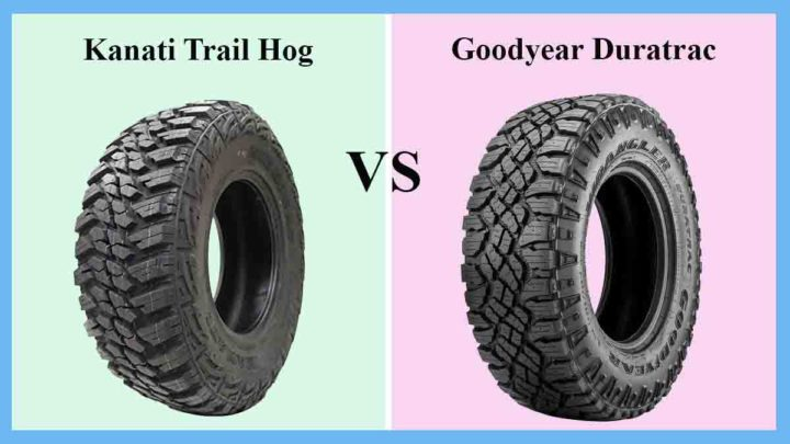 Kanati Trail Hog vs Goodyear Duratrac