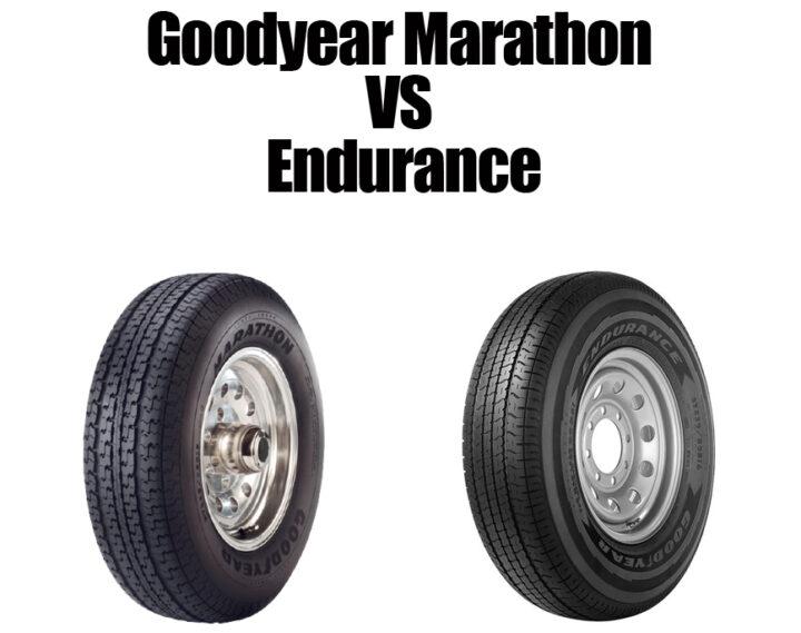 Goodyear Marathon vs Endurance