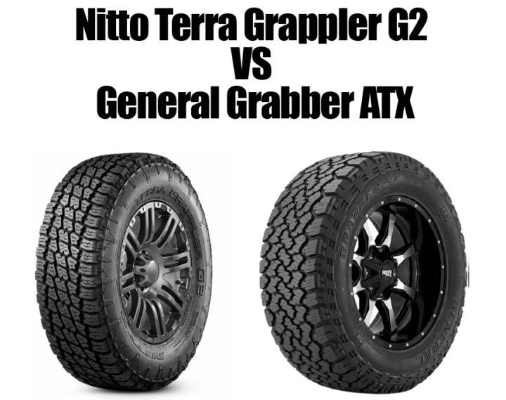 Nitto Terra Grappler G2 vs General Grabber ATX