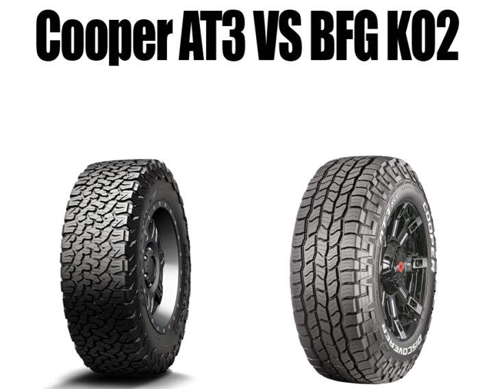 Cooper AT3 vs BFG KO2