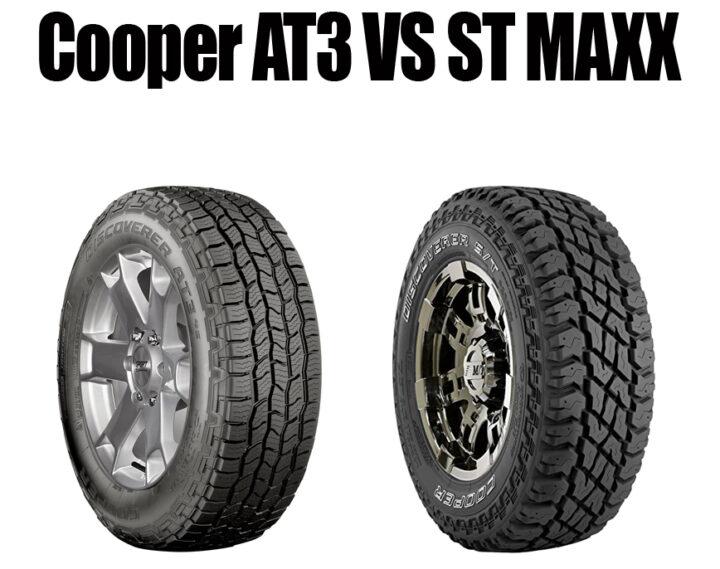 Cooper AT3 vs ST Maxx