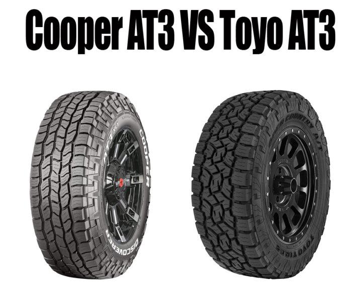 Cooper AT3 Vs Toyo AT3