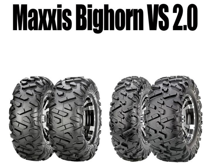 Maxxis Bighorn vs 2.0
