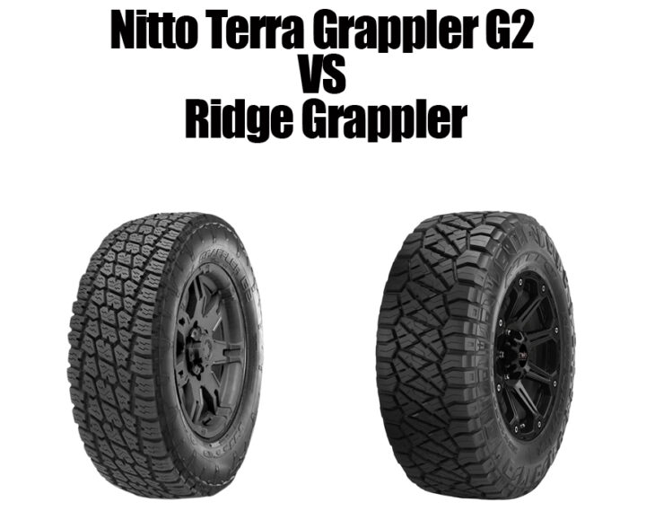 Nitto Terra Grappler G2 vs Ridge Grappler