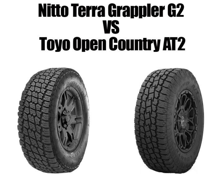Nitto Terra Grappler G2 Vs Toyo Open Country AT2