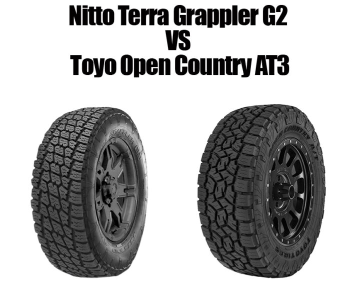 Nitto Terra Grappler G2 vs Toyo Open Country AT3