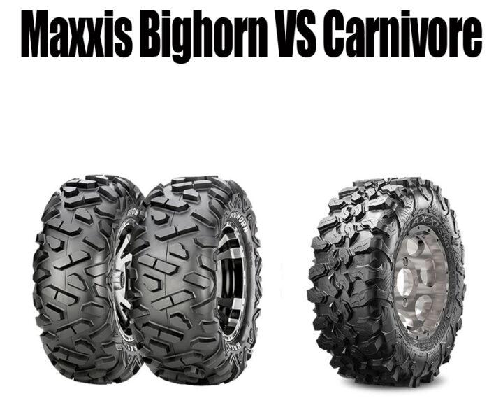 Maxxis Bighorn Vs Carnivore