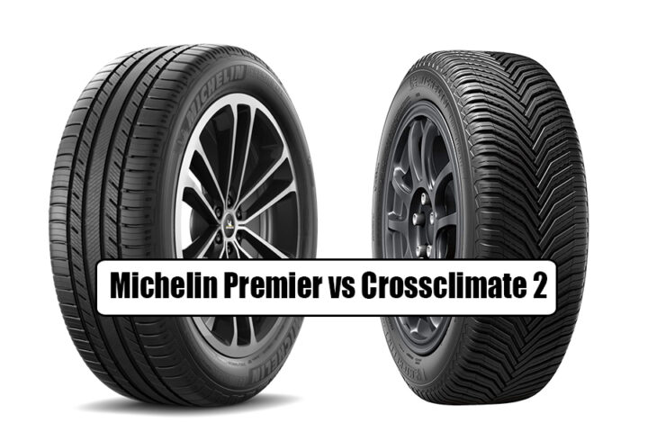 Michelin Premier vs Crossclimate 2