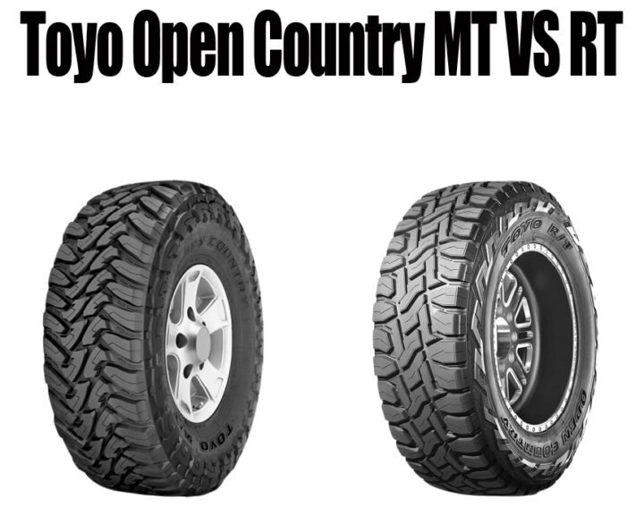 Toyo Open Country MT Vs RT