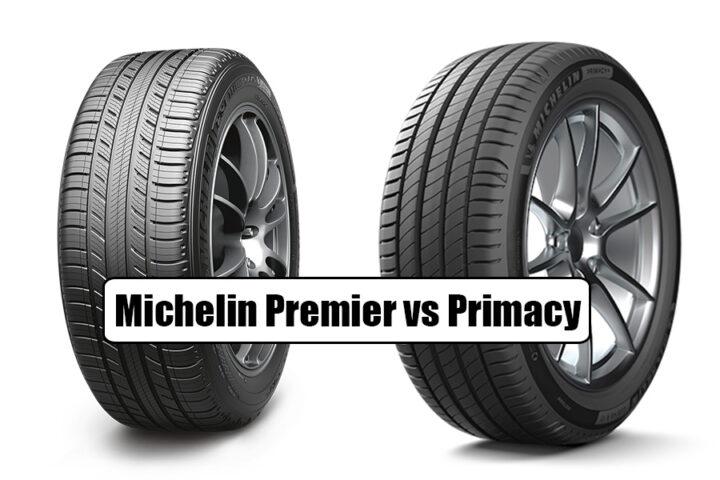 Michelin Premier vs Primacy