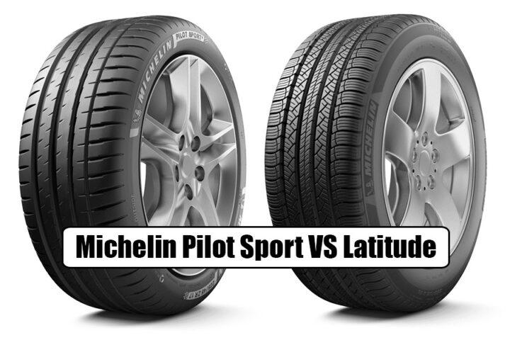 Michelin Pilot Sport VS Latitude
