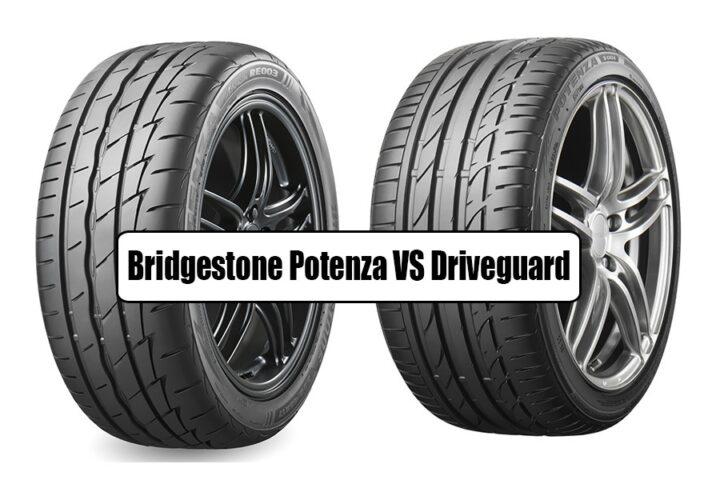 Bridgestone Potenza VS Driveguard