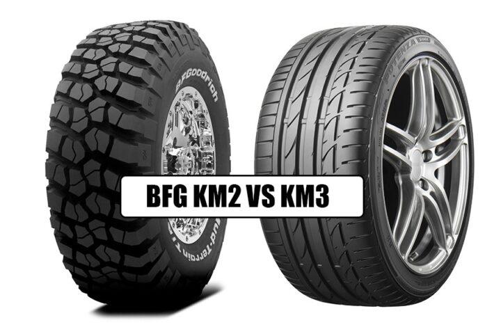 BFG KM2 VS KM3