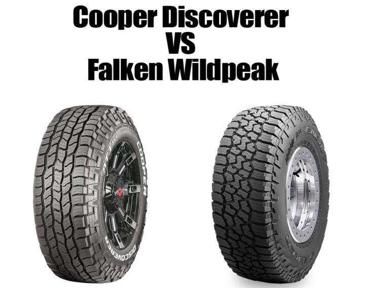 Cooper Discoverer Vs Falken Wildpeak