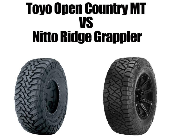 Toyo Open Country MT vs Nitto Ridge Grappler