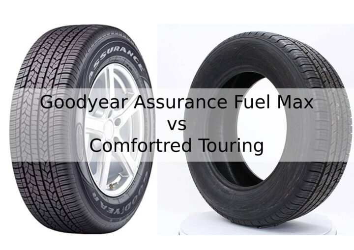 Goodyear Assurance Fuel Max vs Comfortred Touring