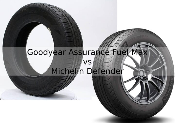 Goodyear Assurance Fuel Max vs Michelin Defender