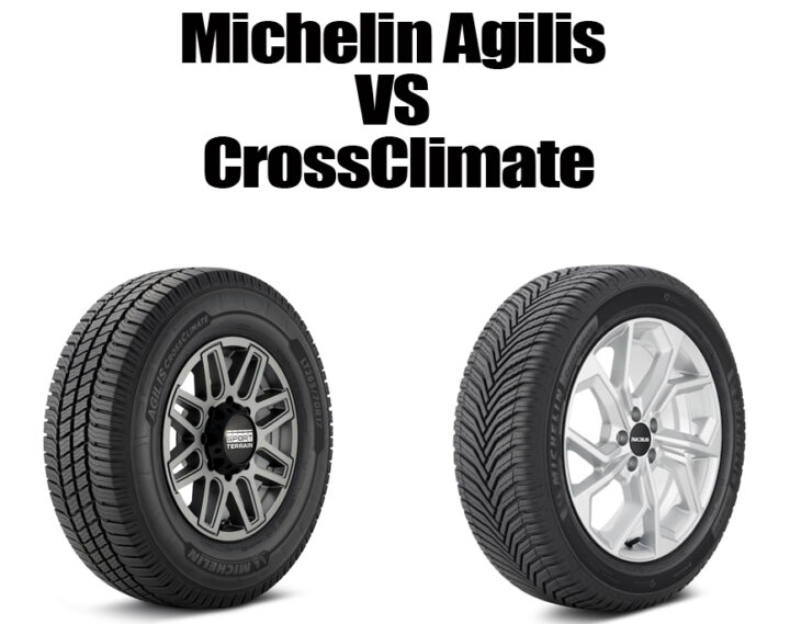 Michelin Agilis vs Crossclimate