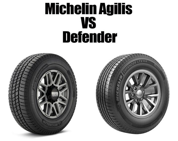 Michelin Agilis vs Defender